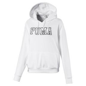 Thumbnail 1 of Women's Hoodie, Puma White, medium