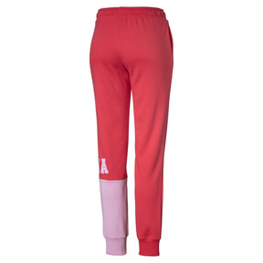 Thumbnail 2 of Cuffed Women's Pants, Hibiscus, medium