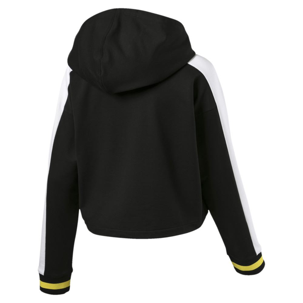 Image Puma Women's Rebel Reload Cropped Hoodie #2