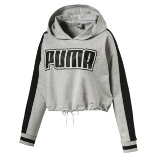 Image Puma Women's Rebel Reload Cropped Hoodie