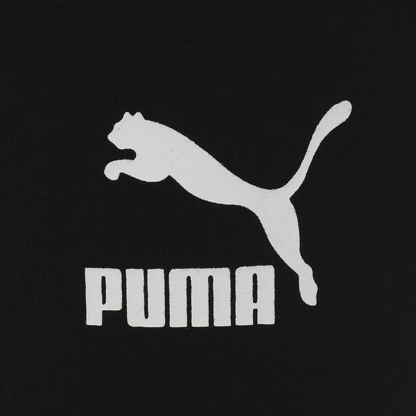 WOMEN'S PUMA レギンス, Cotton Black, large-JPN