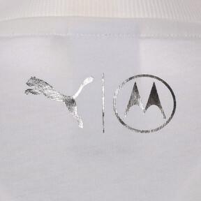 Thumbnail 4 of PUMA x MOTOROLA Tシャツ, Puma White, medium-JPN
