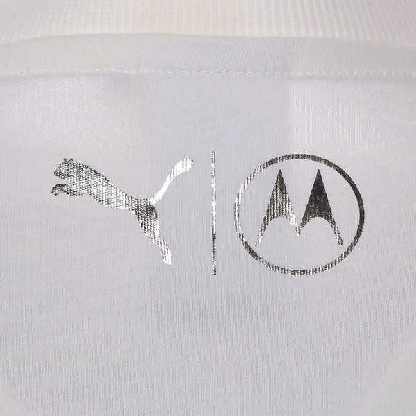 PUMA x MOTOROLA Tシャツ, Puma White, large-JPN