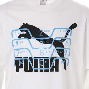 Thumbnail 7 of PUMA x MOTOROLA Tシャツ, Puma White, medium-JPN