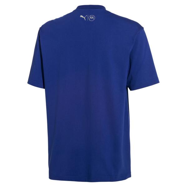 T-Shirt PUMA x MOTOROLA pour homme, Sodalite Blue, large