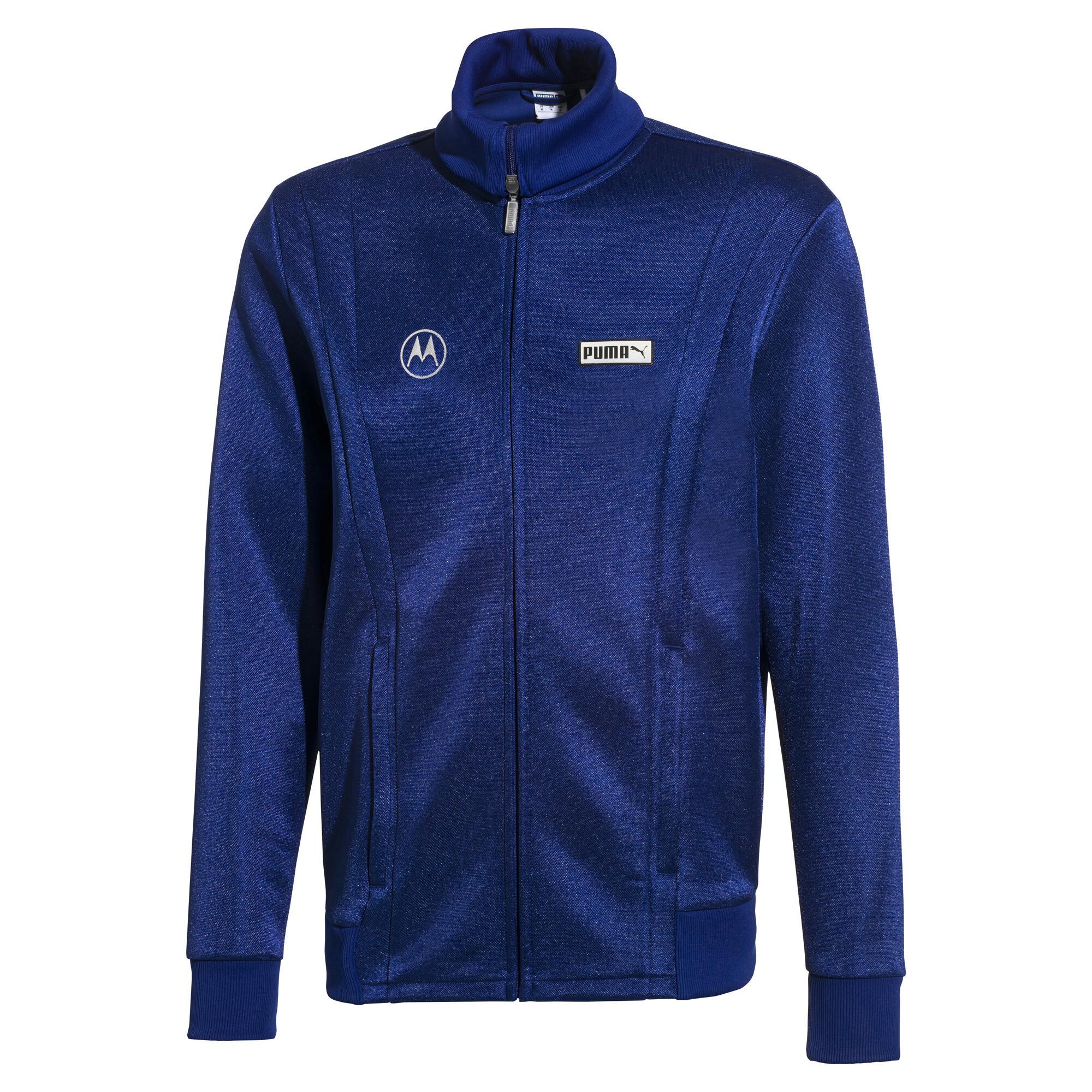 Image Puma PUMA x MOTOROLA T7 Spezial Men's Track Jacket #1