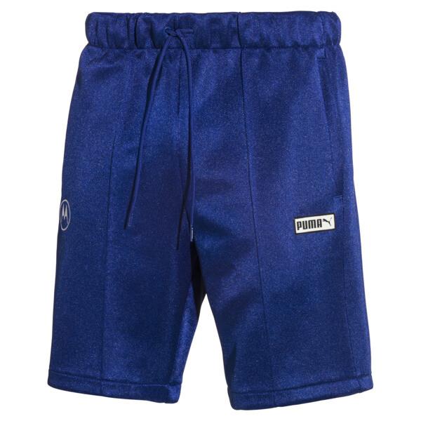 PUMA x MOTOROLA T7 Spezial Men's Shorts, Sodalite Blue, large