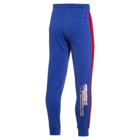 Thumbnail 2 of PUMA x TRANSFORMERS T7 Knitted Men's Pants, Dazzling Blue, medium