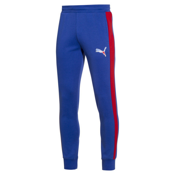 PUMA x TRANSFORMERS T7 Knitted Men's Pants, Dazzling Blue, large