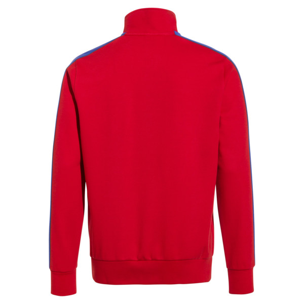 PUMA x TRANSFORMERS T7 Men's Track Jacket, High Risk Red, large