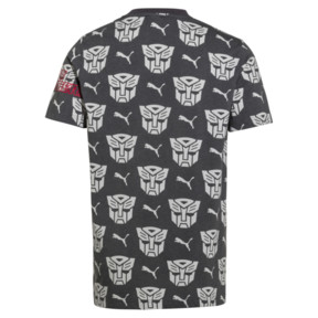Thumbnail 2 of PUMA x Transformers Men's AOP Tee, QUIET SHADE--AOP, medium