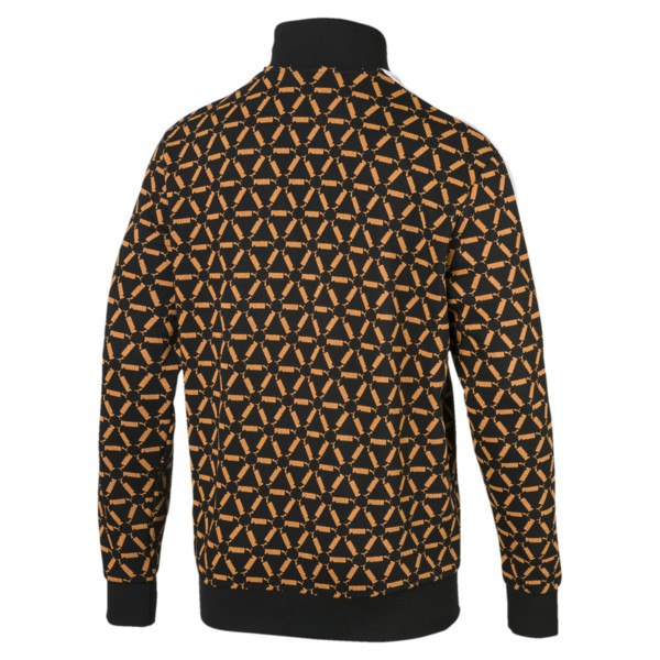 LUX PACK トラックジャケット ユニセックス, Cotton Black, large-JPN