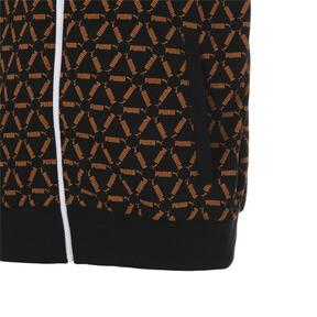 Thumbnail 11 of LUX PACK トラックジャケット ユニセックス, Cotton Black, medium-JPN