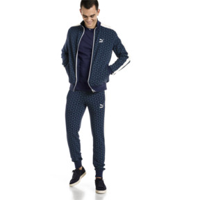 Thumbnail 5 of Lux Men's Track Jacket, Peacoat, medium