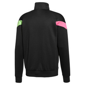 Thumbnail 2 of PUMA x MTV MCS Men's Track Jacket, Puma Black, medium