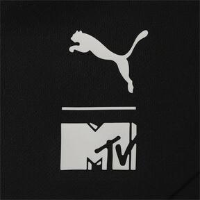 Thumbnail 3 of PUMA x MTV トラックトップ, Puma Black, medium-JPN