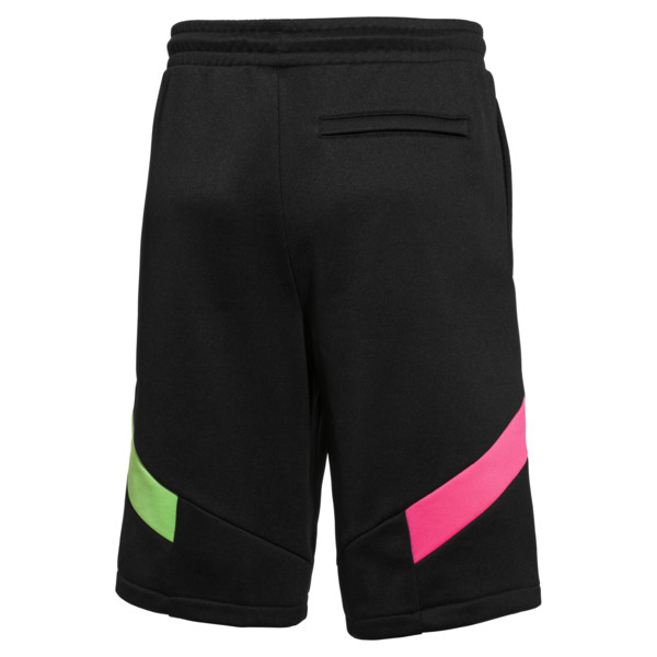 PUMA x MTV MCS Herren Shorts, Puma Black, large