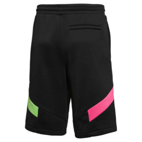 Thumbnail 2 of PUMA x MTV MCS Men's Shorts, Puma Black, medium
