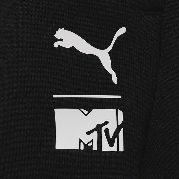 PUMA x MTV MCS ショーツ, Puma Black, large-JPN