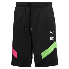 Thumbnail 1 of PUMA x MTV MCS Herren Shorts, Puma Black, medium