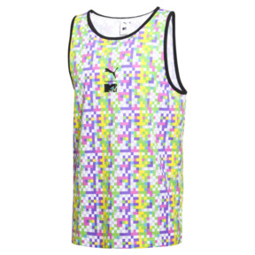 PUMA x MTV MCS Men's AOP Tank Top