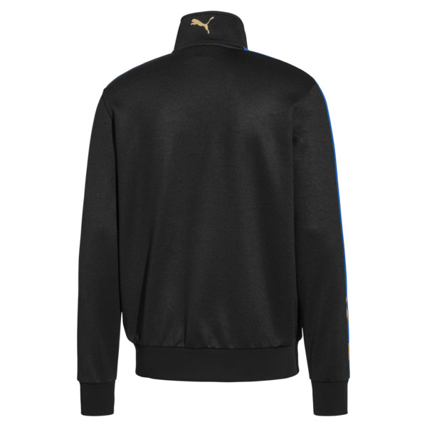 PUMA x HOT WHEELS T7 Spezial Men's Track Jacket, Puma Black, large