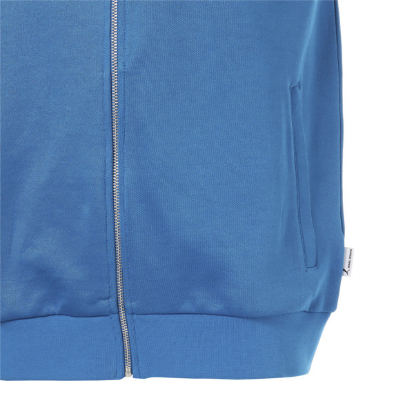 PUMA x HOTWHEELS T7 SPEZIAL TRACK JACKET, Directoire Blue, large-JPN