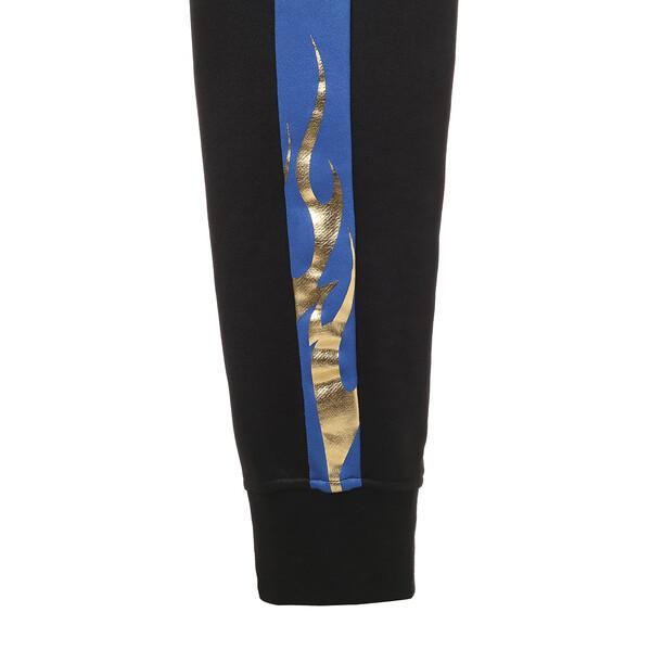 PUMA x HOTWHEELS T7 SPEZIAL TRACK PANTS, Puma Black, large-JPN