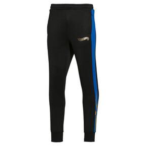 Imagen en miniatura 1 de Pantalones de chándal de hombre PUMA x HOT WHEELS T7 Spezial, Puma Black, mediana