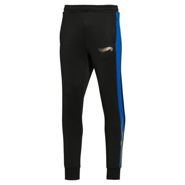 Pantalones de chándal de hombre PUMA x HOT WHEELS T7 Spezial, Puma Black, grande