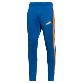 Thumbnail 1 of PUMA x HOT WHEELS T7 Spezial Men's Track Pants, Directoire Blue, medium