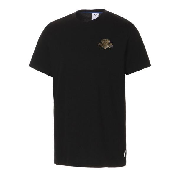 PUMA x HOTWHEELS Tシャツ 半袖, Puma Black -1, large-JPN