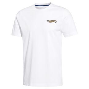 Imagen en miniatura 1 de Camiseta de hombre PUMA x HOT WHEELS, Puma White -1, mediana
