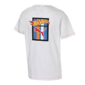 Thumbnail 2 of PUMA x HOTWHEELS Tシャツ 半袖, Puma White, medium-JPN