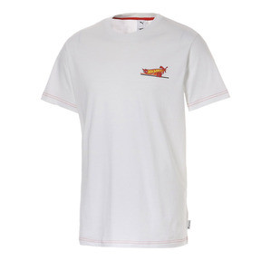 Thumbnail 1 of PUMA x HOTWHEELS Tシャツ 半袖, Puma White, medium-JPN
