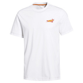 Thumbnail 1 of PUMA x HOT WHEELS Men's Tee, Puma White, medium