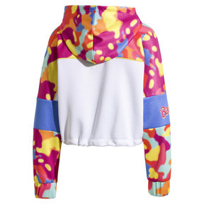 Thumbnail 2 of PUMA x BARBIE XTG Women's Track Jacket, Puma White, medium
