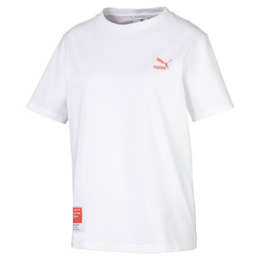 Thumbnail 1 of PUMA x PANTONE Tee, Puma White, medium