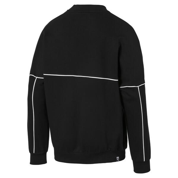 Puma - Evolution Herren Sweatshirt mit hohem Kragen - 4