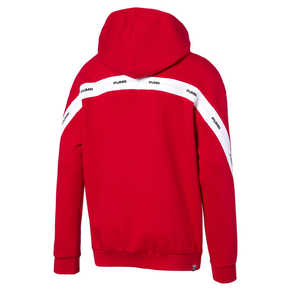 Blouson à capuche Evolution pour homme, Racing Red, large
