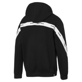 Thumbnail 2 of Evolution Men's Hoodie, Puma Black, medium