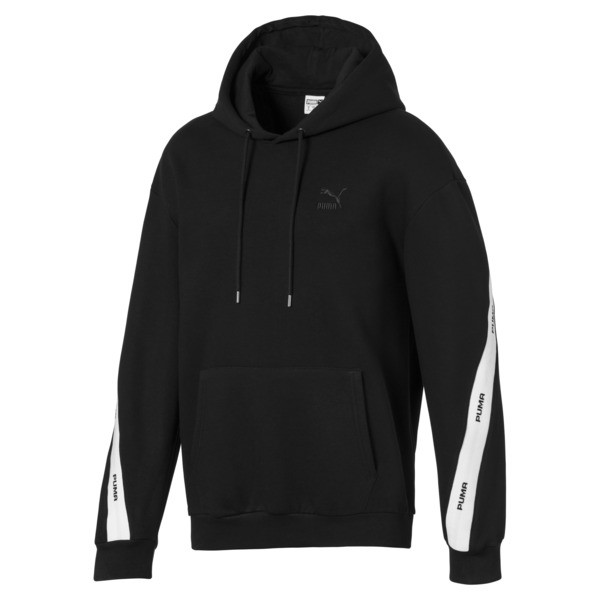 Evolution Men's Hoodie, Puma Black, large