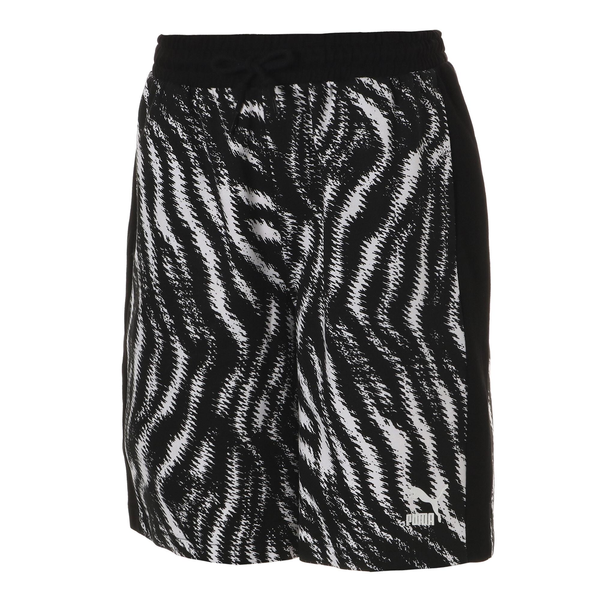 【プーマ公式通販】 プーマ WILD PACK AOP ショーツ メンズ Puma White-Zebra AOP  PUMA.com
