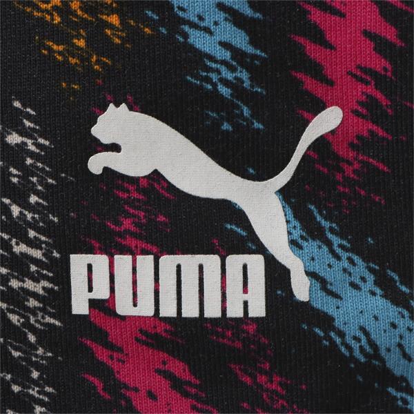 WILD PACK AOP ショーツ, Puma White-Colour Zebra AOP, large-JPN