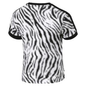 Thumbnail 2 of WILD PACK ウィメンズ AOP Tシャツ, Puma White-Zebra AOP, medium-JPN