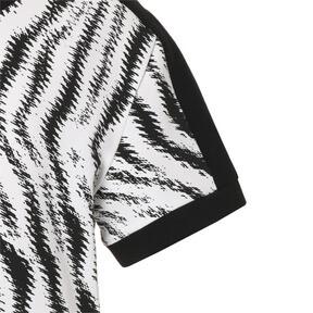 Thumbnail 4 of WILD PACK ウィメンズ AOP Tシャツ, Puma White-Zebra AOP, medium-JPN