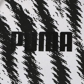 Thumbnail 3 of WILD PACK ウィメンズ クロップド AOP フーディ, Puma White-Zebra AOP, medium-JPN