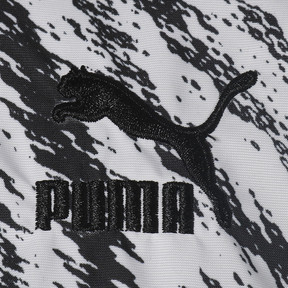 Thumbnail 3 of WILD PACK ウィメンズ クロップド ジャケット, Puma White-Zebra, medium-JPN