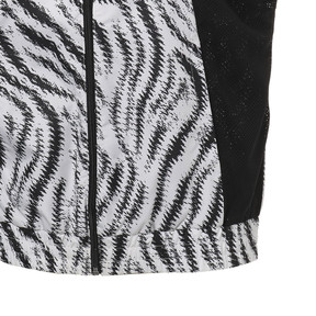 Thumbnail 5 of WILD PACK ウィメンズ クロップド ジャケット, Puma White-Zebra, medium-JPN