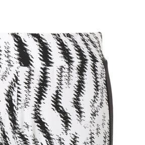 Thumbnail 5 of WILD PACK ウィメンズ レギンス, Puma White-Zebra AOP, medium-JPN
